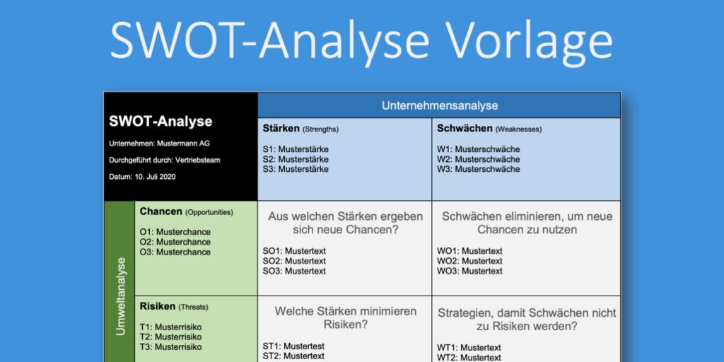 Powerpoint Swot Analyse Swot Microsoft Powerpoint