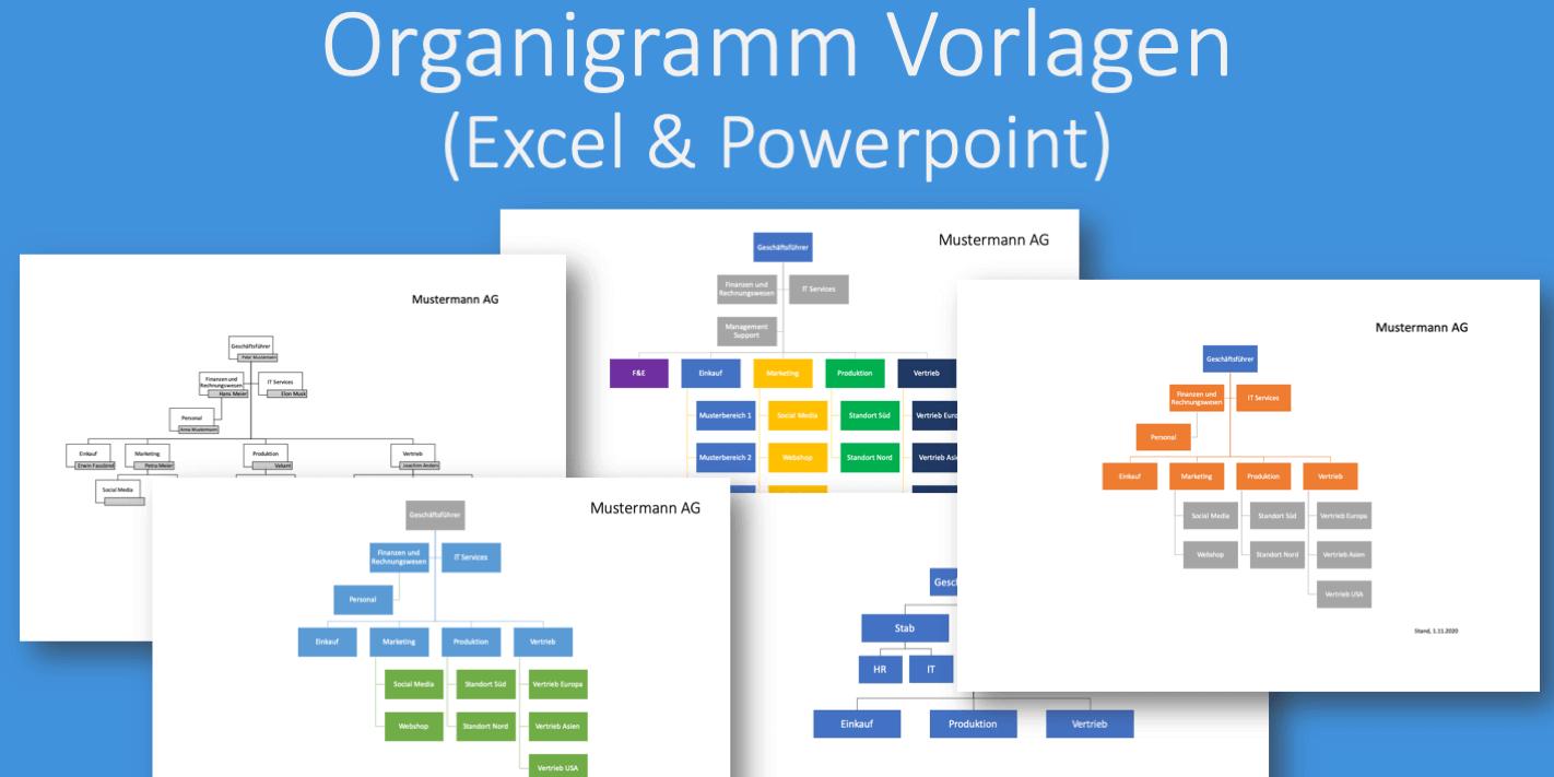 Erstellen Eines Organigramms